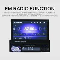 7-дюймовый автомобильный MP5/P4/P3 плеер 2 Din для Android Gps Авторадио автомобильный радиоприемник Bluetooth 2 Din центральный мультимедийный выдвижной