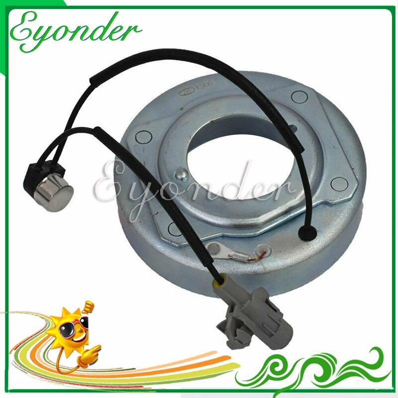 AC A/C aire acondicionado compresor magnético embrague campo bobina para Suzuki Swift III SX4 1.6L EZ05 para PANASONIC V08