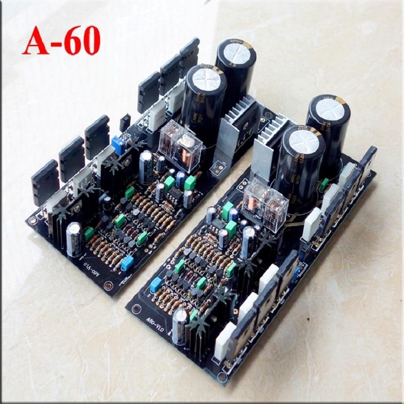 WEILIANG AUDIO A60 power amplifier board سعر زوج واحد