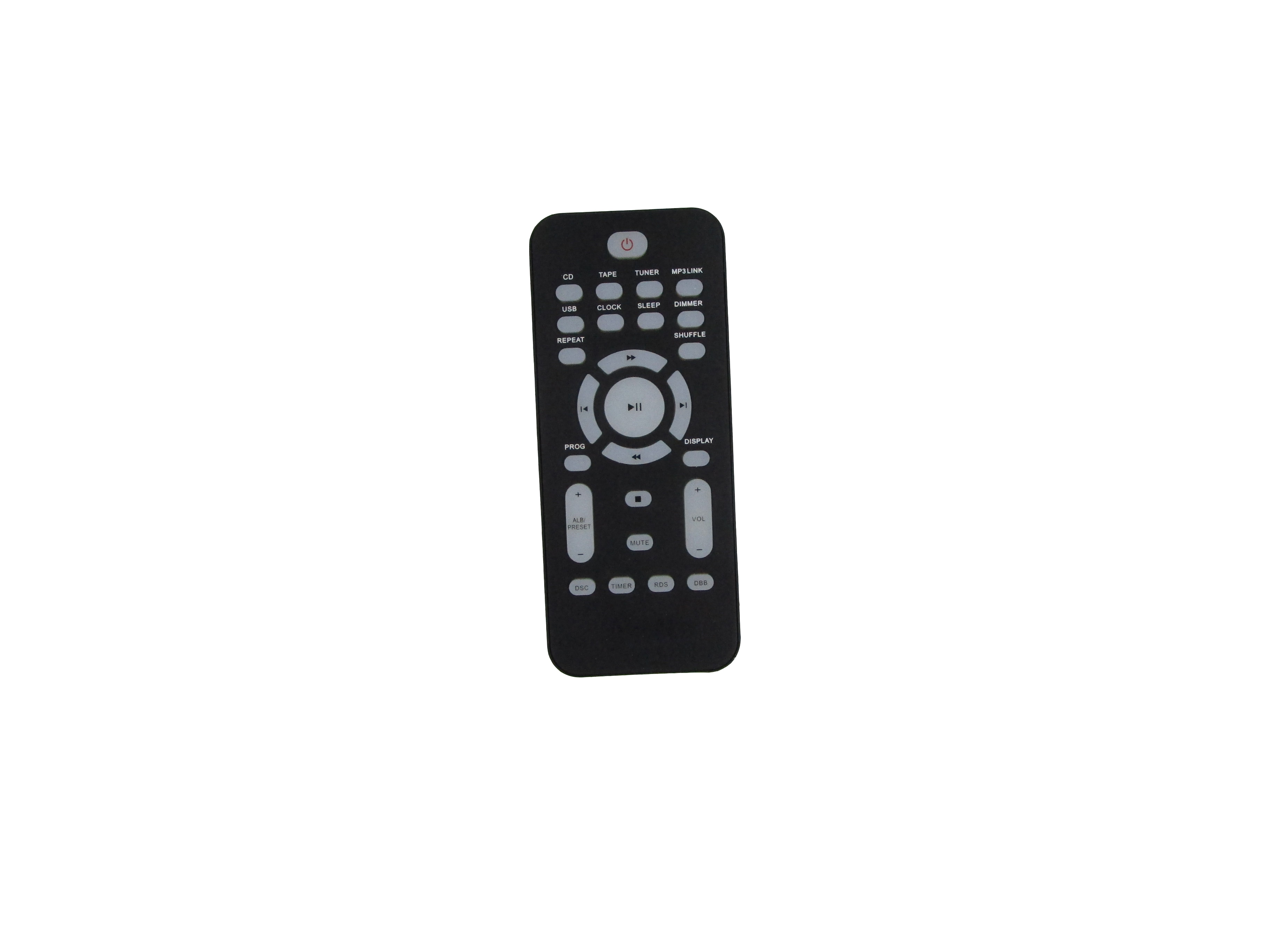 Remote Control For Philips MCM1110 MCM1115 MCM1120 MCM1115/51 MCM1120/12 Classic Micro Music System