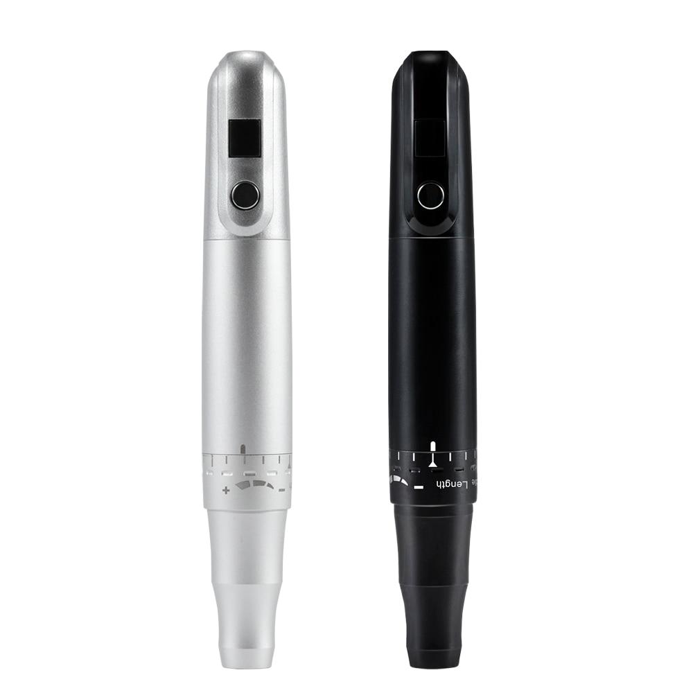 Free Shipping Permanent Makeup Eyebrow Machine Professional Makeup Gun Tattoo Machine Permanent Eyebrows Lip Pen Tattoo Gun