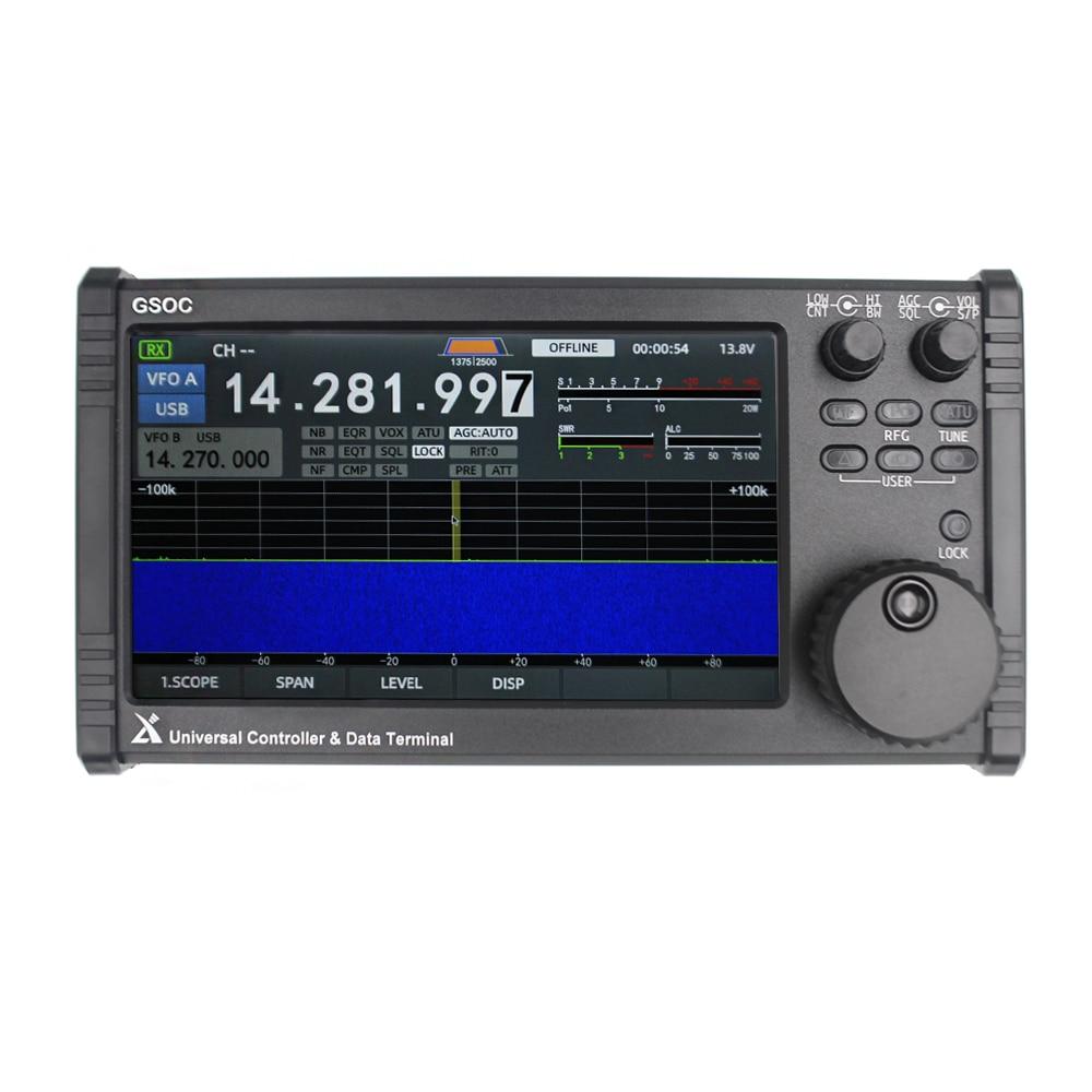 XIEGU GSOC universal controller full-function operation control XIEGU radio X5105, G90/G90S