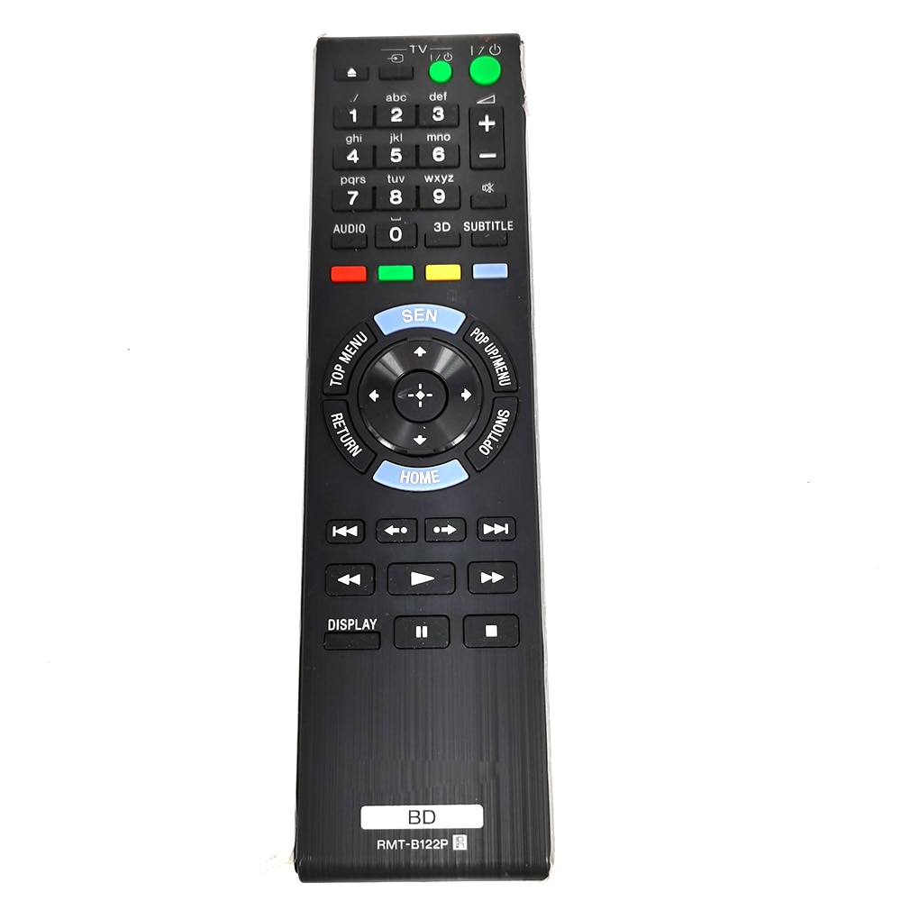 Se Original RMT-B122P para Sony reproductor de Blu-ray DVD BD Control remoto...