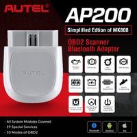 Диагностический сканер Autel ThinkDiag, сканер для полной диагностики OBD2, Bluetooth, PK MK808, easydiag 3,0
