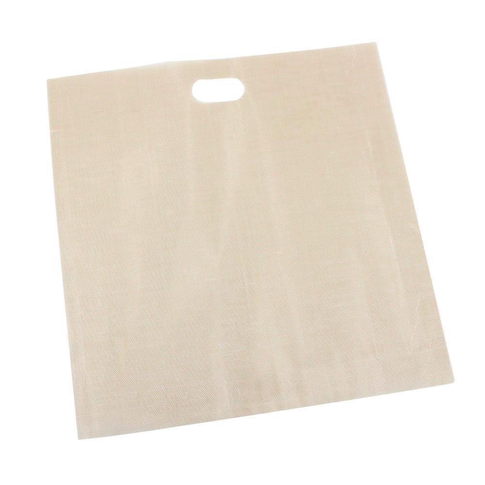 1 Uds bolsas de sándwich antiadherentes, bolsa de tostadora reutilizable, herramientas de fibra de vidrio a la parrilla, bolsa de queso tostado hecha con recubrimiento para hornear microondas A0B9