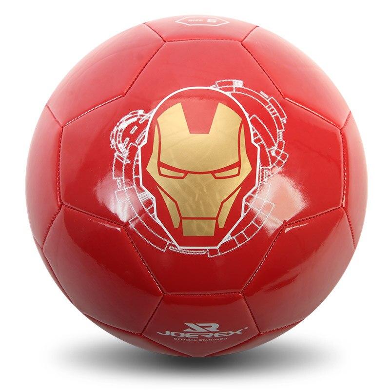Marvel profissional tamanho 5 futebol premier pvc costurar bola de futebol objetivo da equipe jogo bolas de treinamento liga futbol bola