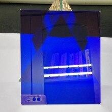 Pantalla de detección BlueRay, lente de detección de radiación, pantalla de TV BlueRay, personalización de lentes de radiación