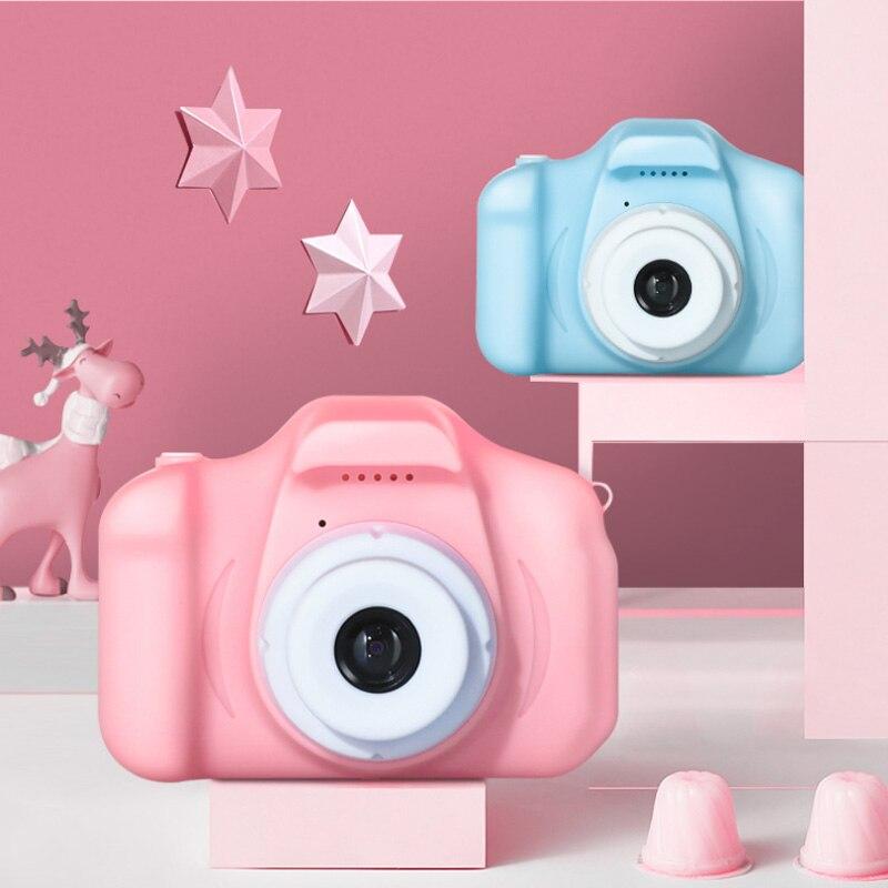 Mini cámara Digital con pantalla HD de 1080P para niños, bonitos juguetes...