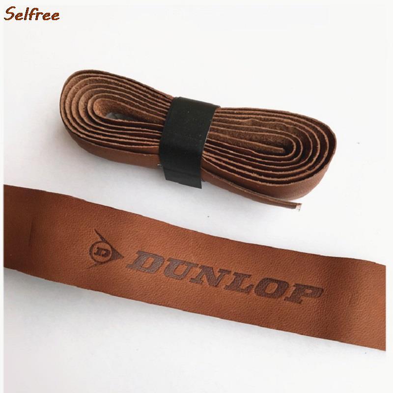 Ремешок для теннисной ракетки Dunlop, впитывающий пот, внутренний клей для ракетки для бадминтона, ремешок для детской теннисной ракетки, нови...