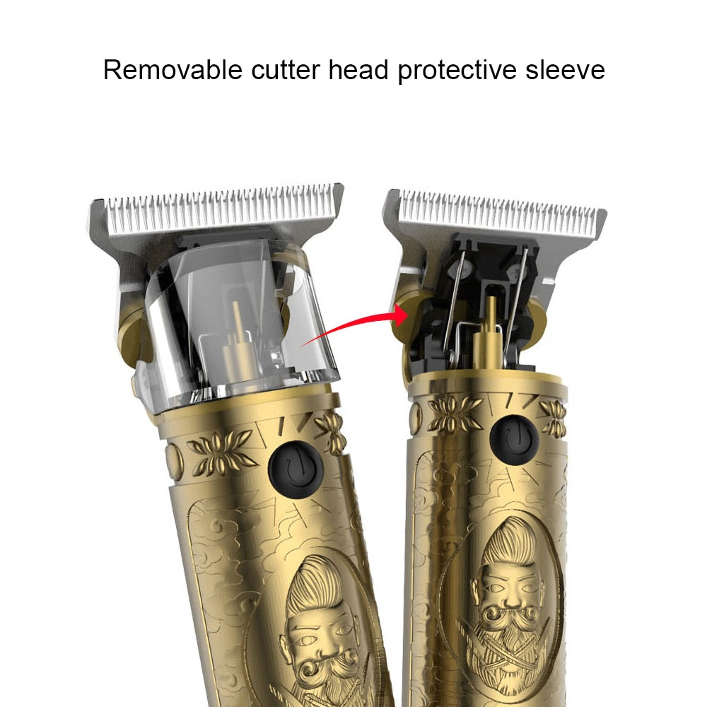 Hair Trimmer Beard Electric Shaver for Men Trimmer for Men Hair Clipper Professional Clippers Hair Cutter Hair Cutting Machine enlarge