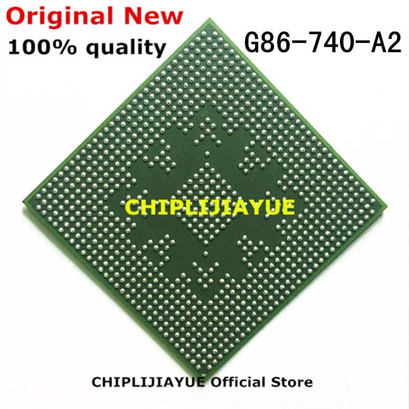 100% nova G86-740-A2 G86 740 A2 chips IC Chipset BGA