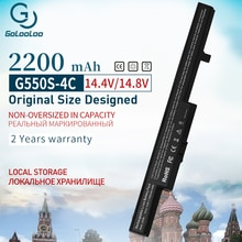 Golooloo G550S akumulator do laptopa do Lenovo M4400 M4450 B40 B50 N40 N50 V4400 L12S4E55 L12M4E55 45N1183 45N1182 45N1186 45N1187