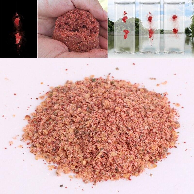 100G cebo de pesca Natural en polvo carpa Crucian Killer Fish Tackle accesorio de alimento D0AE