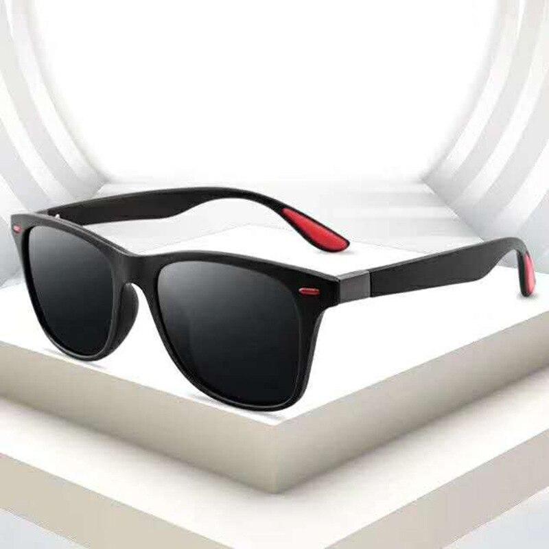 Поляризационные очки для рыбалки и вождения, модные поляризационные солнцезащитные очки для взрослых, мужские солнцезащитные очки UV400, очк...