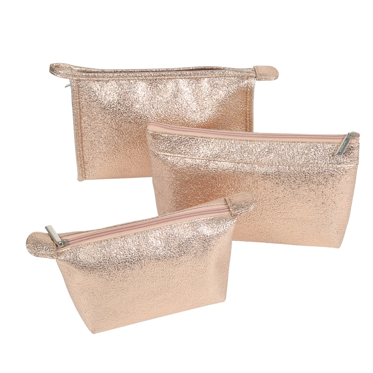 2020 New Arrival Pvc Alligator Organizer 2021 Oem Original Cosmetic Bag Set Lady Make Up Alligater Style Direct Factory Pouch