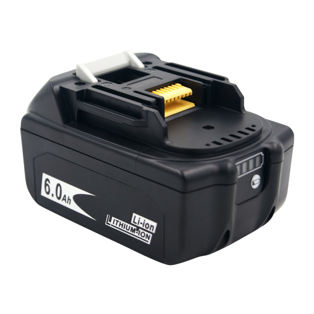 2,0/4,0/5,0/6,0 Ач литий-ионный Перезаряжаемые Замена для Makita 18V Батарея BL1850 BL1830 BL1860 LXT400 аккумуляторных дрелей