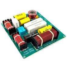 300 Вт 3 Way Hi Fi Динамик кроссовер с делителем частоты фильтры