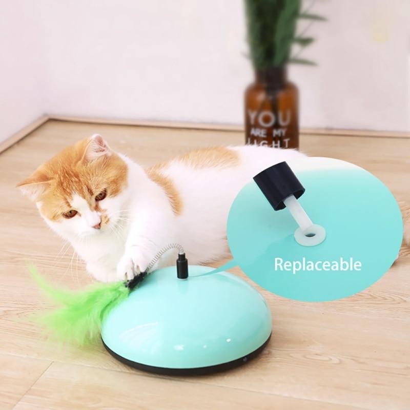 Robot de barrido inteligente multifuncional para limpiar pisos, Robot de barrido inteligente recargable para mascotas, juguete de ingenio para gatos, pelota de juguete
