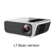 Native 1080P Projector full HD mini brands USB beamer 5000 Lumens Android 7.1 wifi Bluetooth for Hom