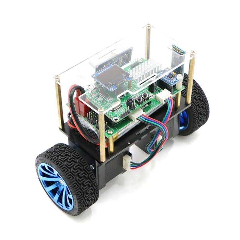 Self balancing smart car chassis auto balancer DIY Kit step version without encoder