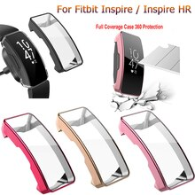 New Sale TPU Protective Case Shell Cover for Fitbit Inspire Fashion watch Replacement Protective for