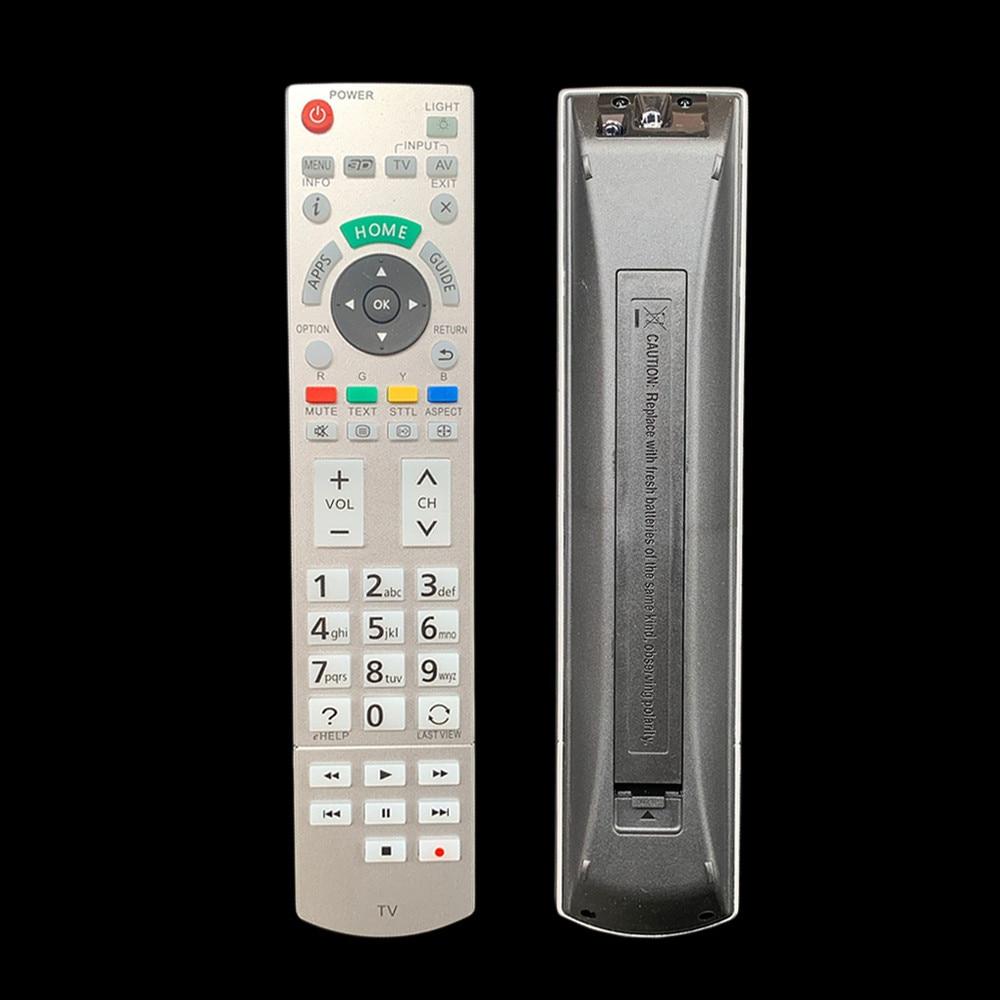 Novo controle remoto genérico para panasonic tabletes tx55asr750 smart tv