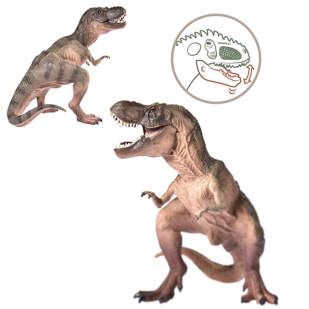 Juguetes de dinosaurio de 7,5 pulgadas, modelo de dinosaurio Rex World Park, figuras de acción, juguete para niños, regalo para niño