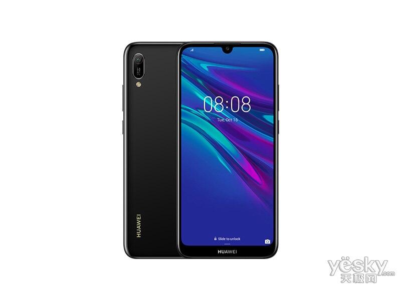 For Huawei y6 2019 3GB RAM 64GB ROM  Mobile Phone Mediatek MT6761 Helio A22 Fingerprint Cell phone smartphone