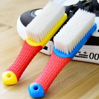 shoe brush multifunctional shoe brush soft brush shoes marvelous shoes cleaning agent household clothes cleaning brush