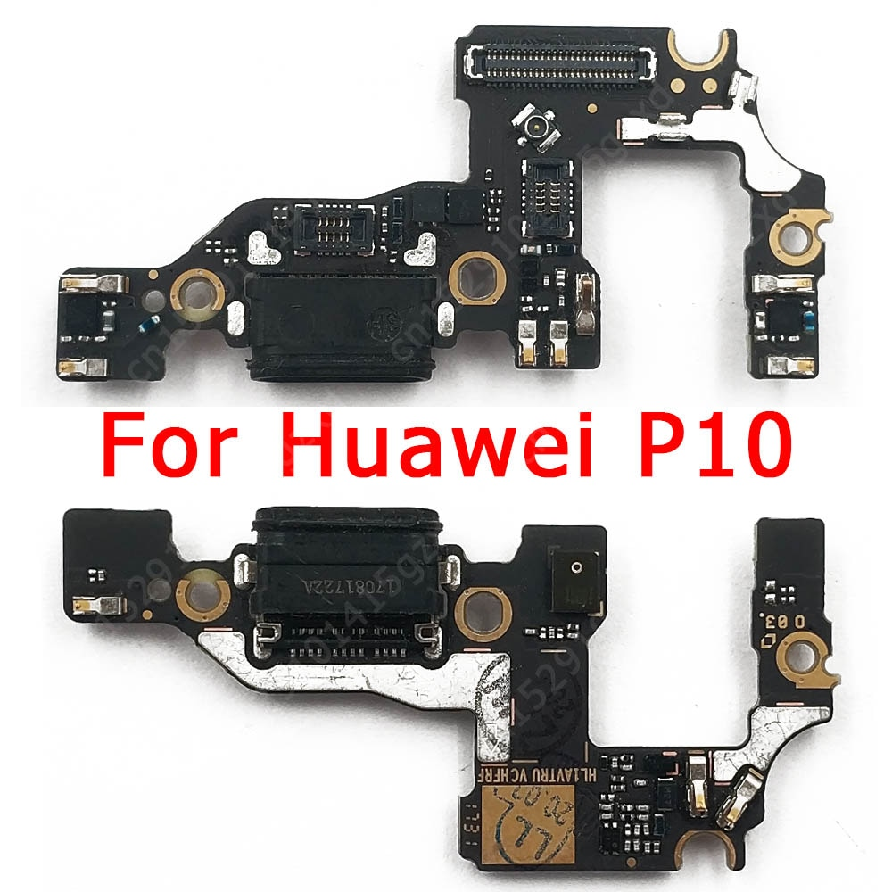 Original USB Charge Board for Huawei P10 P 10 Charging Port PCB Dock Connector Flex Cable Replacemen