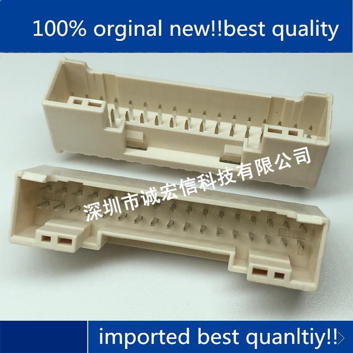 10 قطعة العلامة التجارية الجديدة الأصلي موصل B34B-PUDSS-1(LF)(SN) إبرة مقعد 2.0 مللي متر صف مزدوج 34P بقعة الأصلي