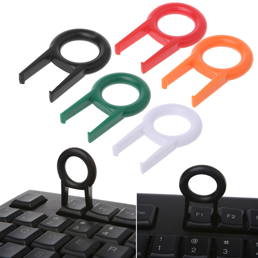 Круглый Съемник клавиатуры, съемник механической клавиатуры, съемник крышки клавиатуры, съемник для клавиатуры, инструмент для фиксации кр...