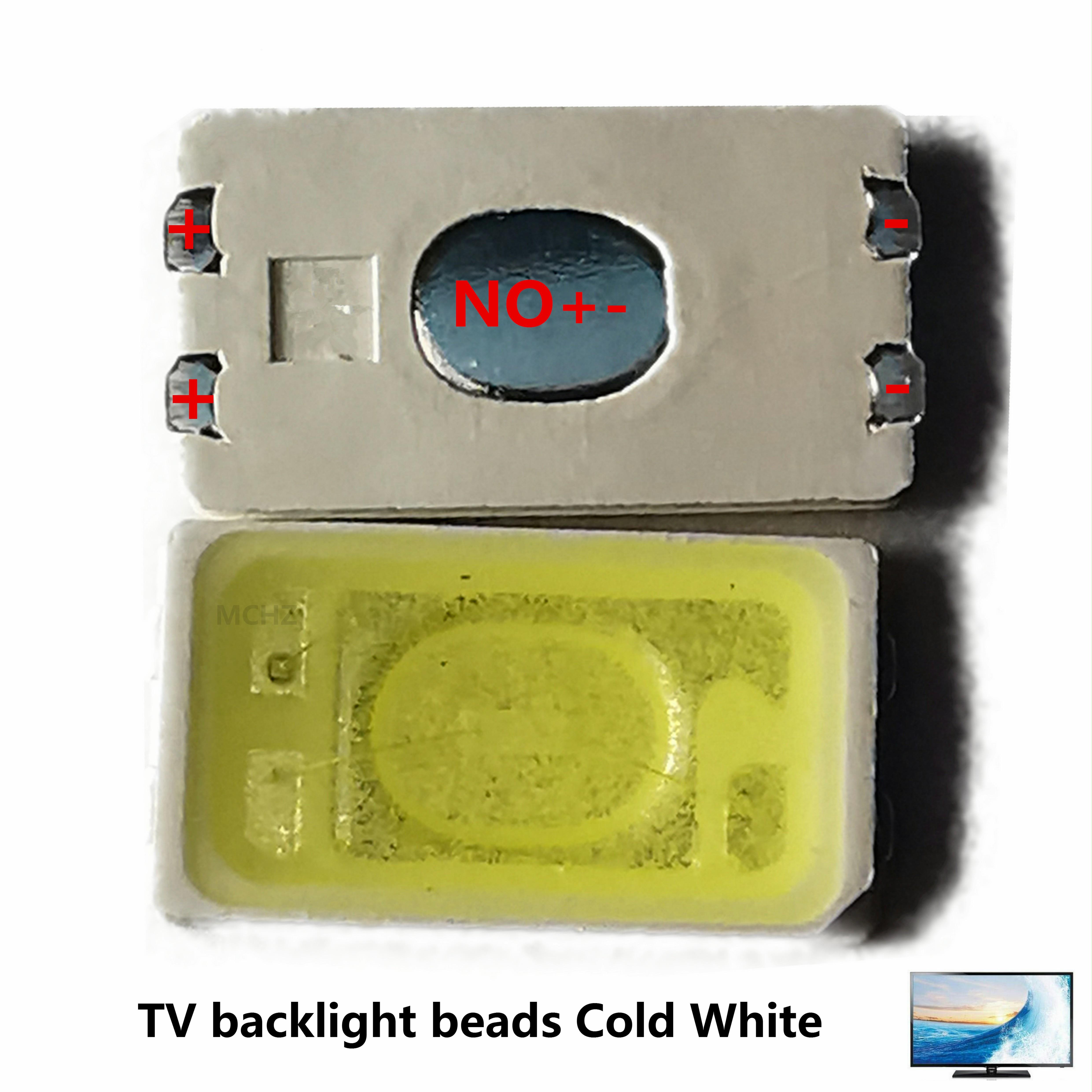 1000pcs 5630 TV backlight LED Backlight 0.5W 3v 5630 FOR Replace SAMSUNG osram Cool white LCD Backlight for TV TV Application enlarge
