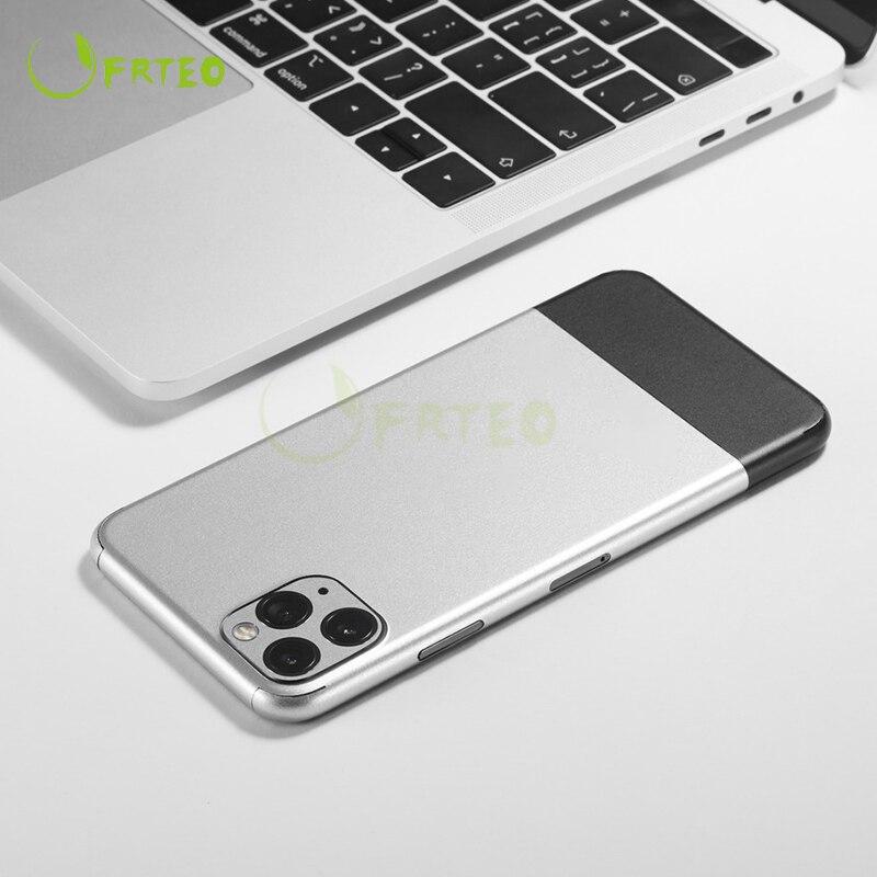 etiqueta da pele do envoltorio do telefone inteligente da geracao classica para o