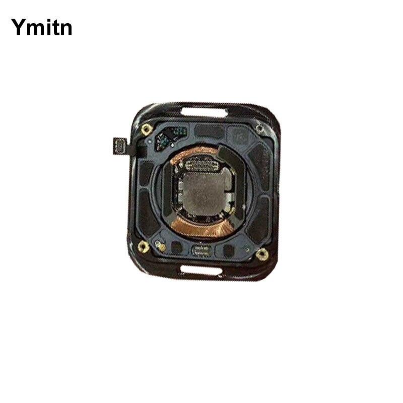 Ymitn de carga inalámbrica chasis inferior de cristal de corazón Flex Cable para Apple reloj 4 S4