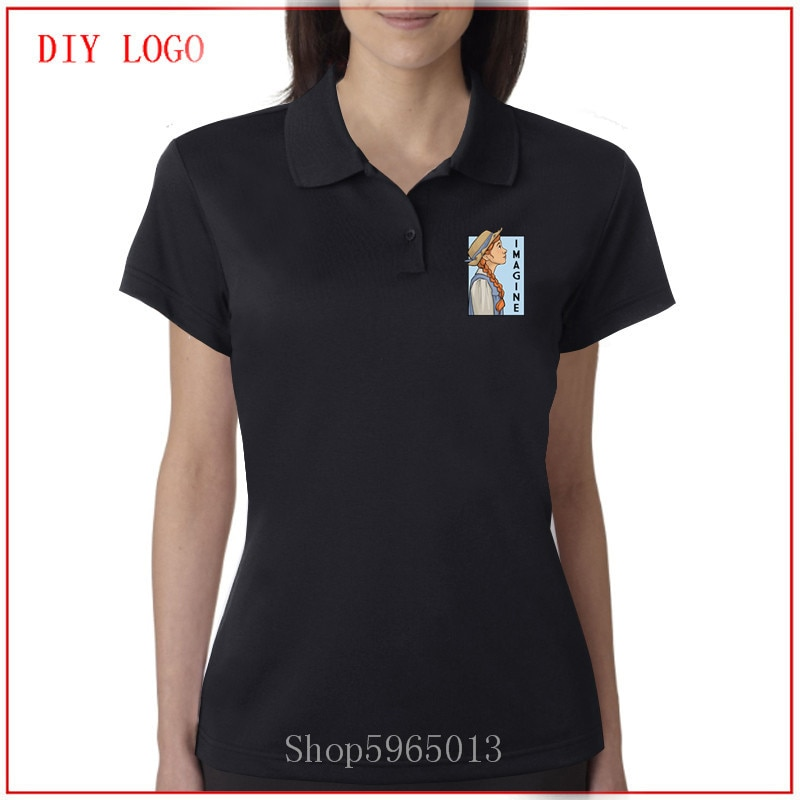 2020 último popularidad karen hallion anne shirley green gables novela imaginar mujer fuerte ella serie T camisas, camisa de polo de las mujeres