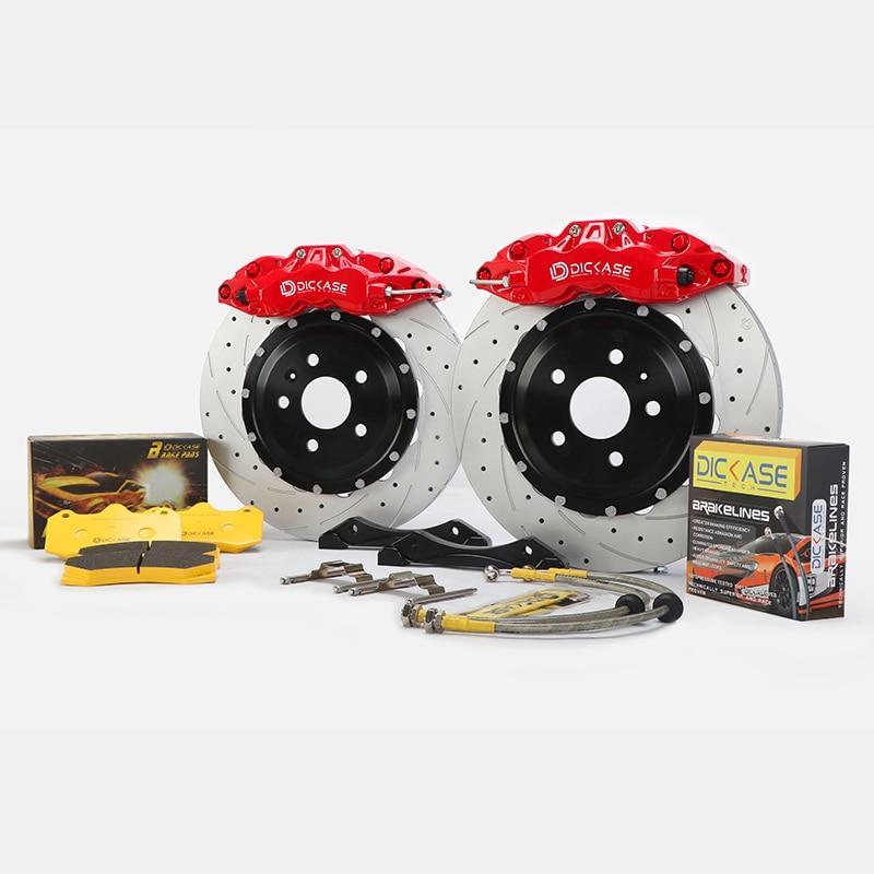 Racing designer DICASE A61 caliper Big 6 pot brake caliper part racing for honda civic