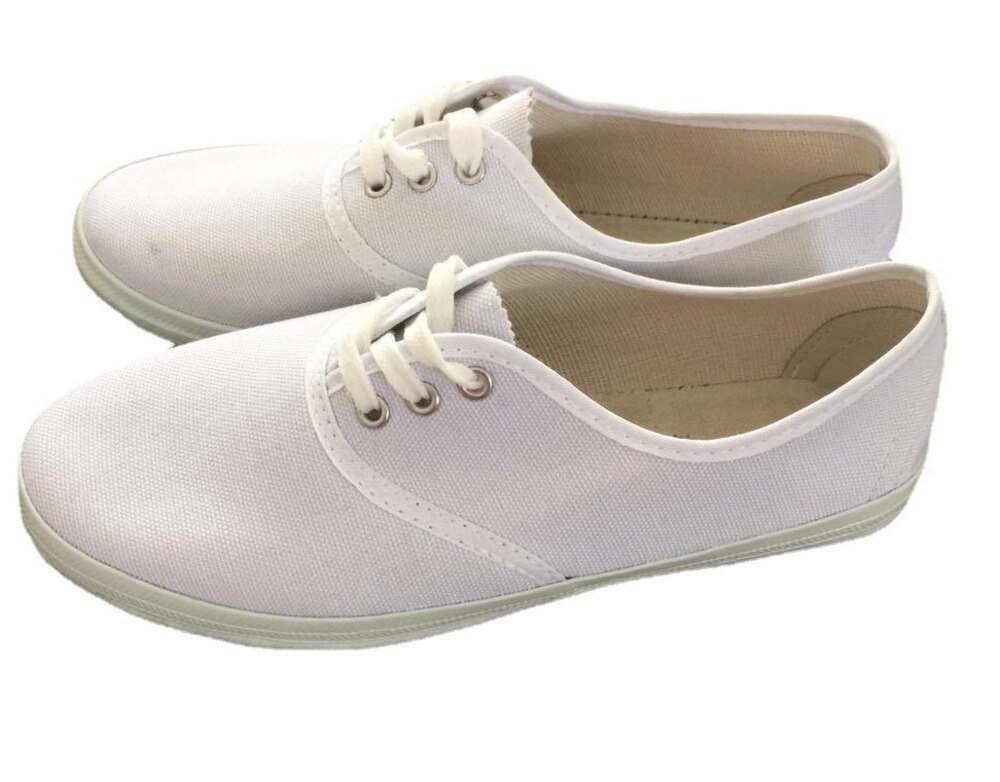 Hot sale Dabai tennis shoes sports canvas shoes white sneakers white track field running shoes 35-45