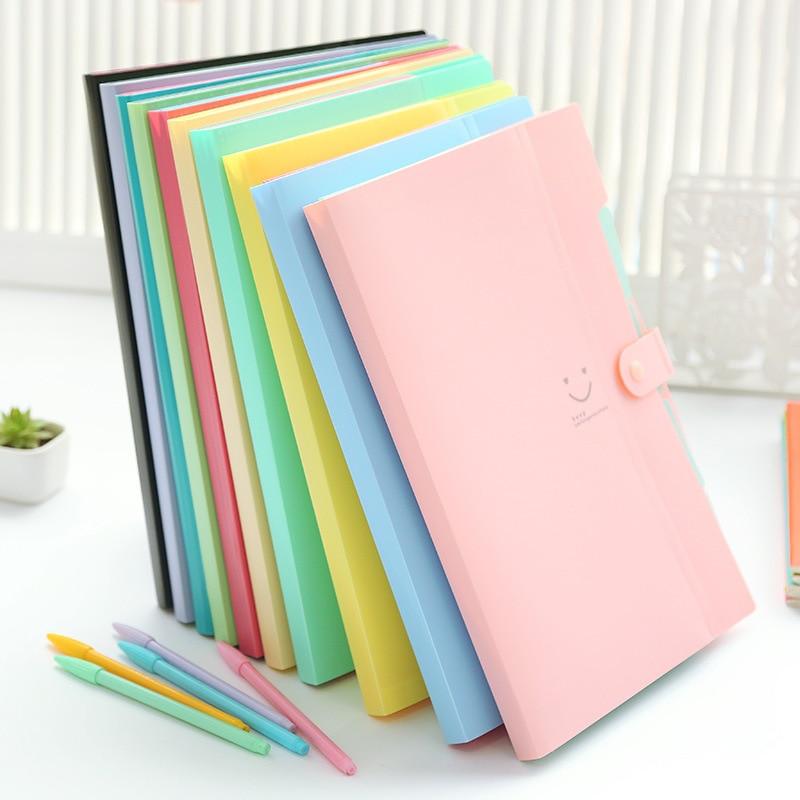 Папка-органайзер А4 для документов, расширяющийся органайзер, вместительная сумка для документов, портфель для документов, офисные принадл...