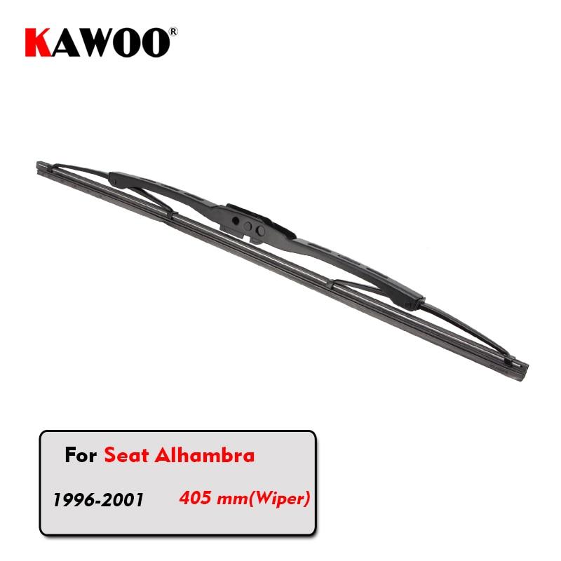 Coche kawoo limpiaparabrisas trasero hojas de ventana trasera limpiaparabrisas brazo para asiento...