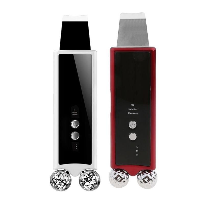 جهاز تنظيف الوجه وتنظيف الوجه وتنظيف الوجه عن طريق USB جهاز تنظيف البشرة بالموجات فوق الصوتية جهاز تقشير وكشط