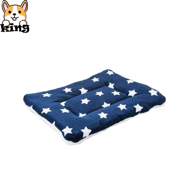 Haustier Matte Hund Betten für Große Hunde Flauschige Hund Bett Katze Bett Kann Verteilt Werden auf Die Boden Hund Produkte hause Ätherisches Hund Zubehör