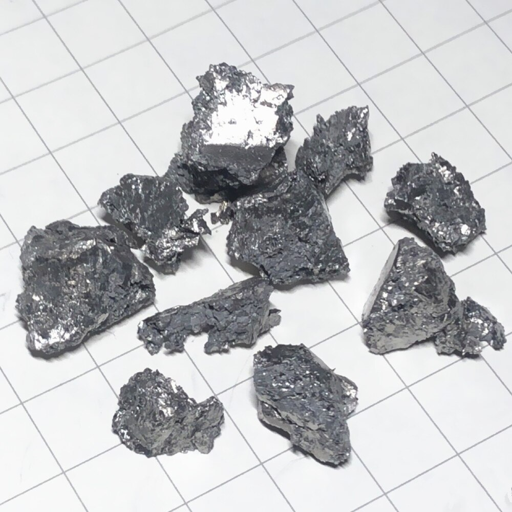 5 جرام الصلبة Terbium Tb-99.9 ٪ Tb عنصر معدني مادة بسيطة نادرة الأرض الحبوب Lanthanide مختومة حزمة