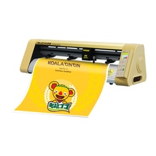 Traceur de coupeur dautocollant de 24 pouces avec la meilleure Machine de traceur de découpe de vinyle de Contour de garantie
