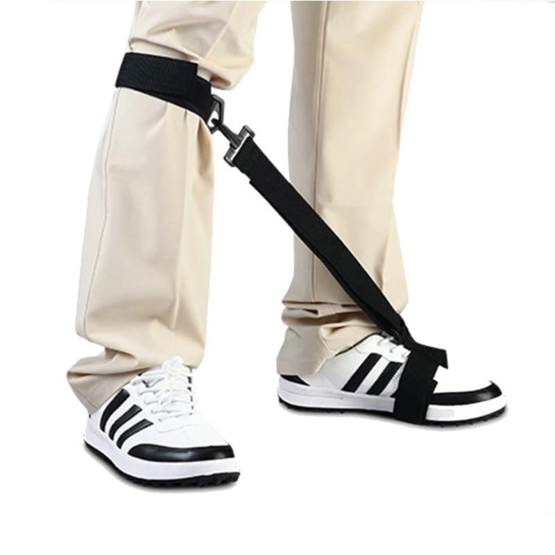 Golf Leg Action Correction Belt Swing Posture Exerciser Training Supplies Outdoor Golf Accessories