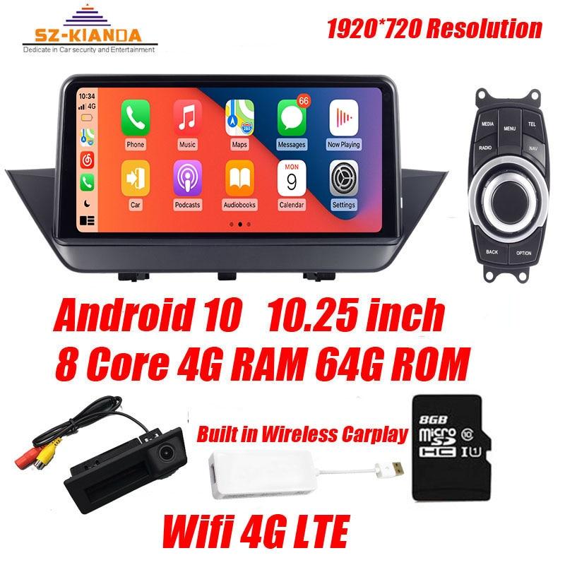 Radio con GPS para coche, 10,25 reproductor Multimedia con Android, HD, 10,0...