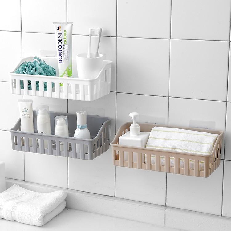 Soporte de plástico para cepillos de dientes Accesorios de decoración para baño...