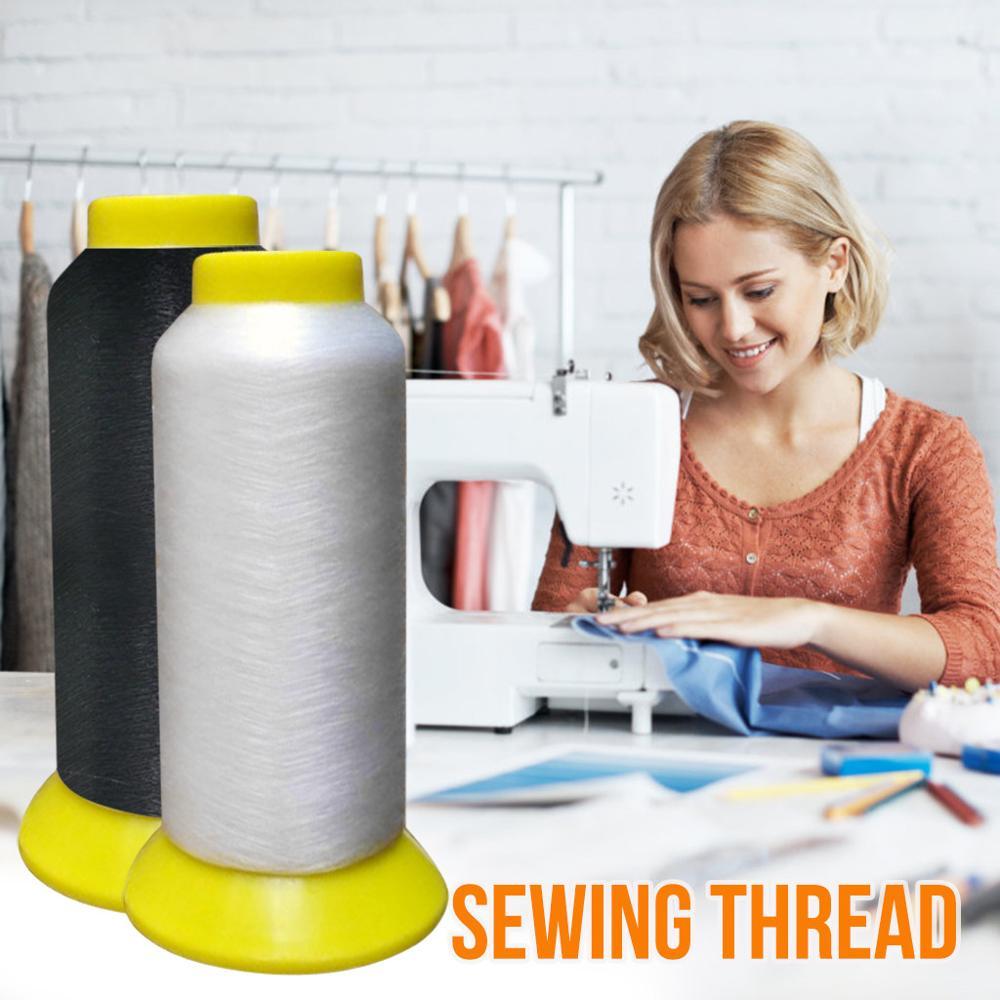 5000 quintal linha de costura de poliéster linha de costura máquina cor do agregado familiar acessórios costura artesanal artesanato ferramenta qe