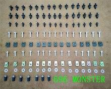 Kit de carenado, tornillos de carrocería para DUCATI 696 MONSTER 2009-2014