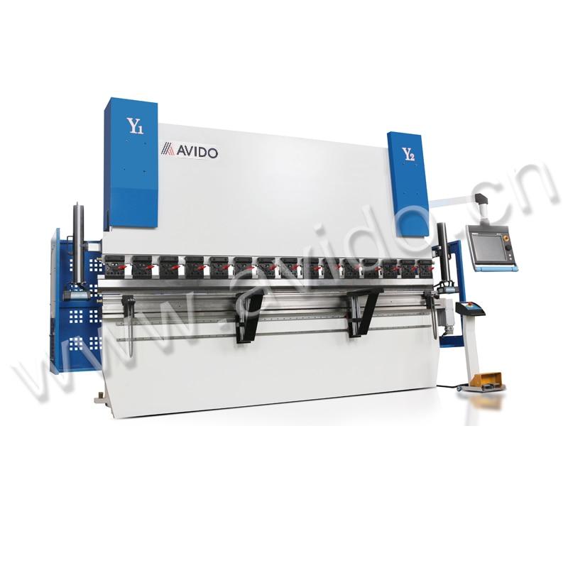 Dobladora hidráulica CNC de gran calidad con DA-66T de bajo precio